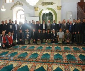Genç Seda Kur'an-ı Kerim'i Güzel Okuma yarışması finali Dinar'da yapıldı