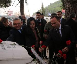 Mahmut Esat Bozkurt, Kuşadası'nda anıldı