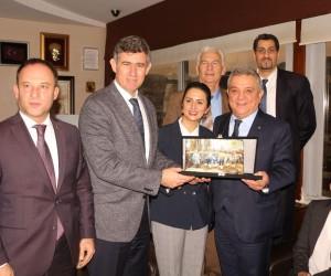 TBB Başkanı Metin Feyzioğlu, Mahmut Esat Bozkurt anma paneline katıldı