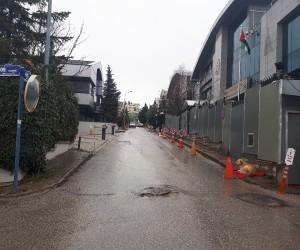 BAE Büyükelçiliğinin bulunduğu sokağın ismi 'Fahrettin Paşa' olacak