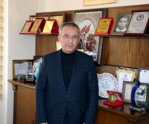"""KAYSO Meclis Başkanı Abidin Özkaya: """"2018 yılı, 2017 yılından daha iyi geçecek"""""""