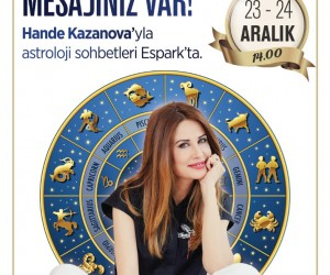Hande Kazanova ESPARK'ta yıldızları yorumladı