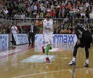 Tahincioğlu Basketbol Süper Ligi: Pınar Karşıyaka: 79 - Beşiktaş Sompo Japan: 71