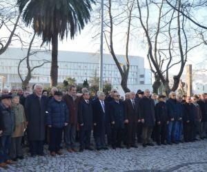 İsmet İnönü Zonguldak'ta anıldı