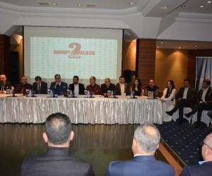 Bordo Bereliler Afrin filmi tanıtıldı