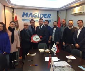 MAGİDER üyeleri girişimcilik ve endüstri 4.0 hakkında bilgilendi