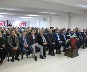 AK Parti Edirne İl Başkanı Akmeşe: