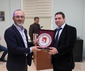 Prof. Dr. Kemalettin Köroğlu Güncel Urartu çalışmalarını anlattı