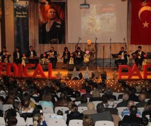 'Şifa Veren Sesler'den yeni yıl konseri