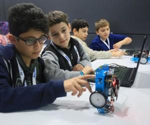 Kocaeli Bilim Merkezi Stem&Maker Fest Expo'ya ev sahipliği