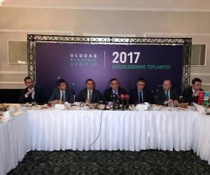 UEDAŞ'tan hizmet bölgesine 1,3 milyar liralık yatırım hedefi