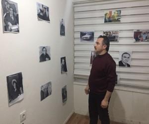 Ülkü Ocakları 'Alparslan Türkeş' fotoğraf sergisi açtı