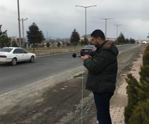 Nevşehir'in ilk gürültü kirliliği haritası çıkartıldı