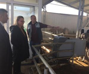 AB onaylı süt çiftliği denetimleri