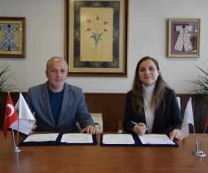 Düzce Üniversitesi Merhamet Cemiyeti Derneğiyle işbirliği içinde olacak