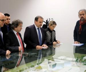 Şehir Hastaneleri Koordinasyon Daire Başkanı Çelebi, Kayseri Şehir Hastanesi'ni inceledi
