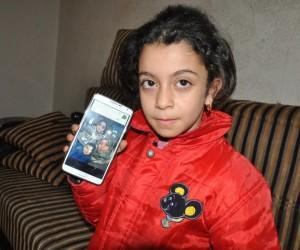 Suriyeli küçük Meryem'in anne özlemi