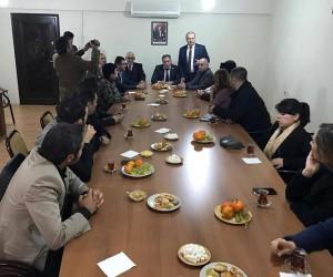 """Asimder Başkanı Gülbey: """"Gürcistan'da ikinci Karabağ vakası Cavaheti"""""""