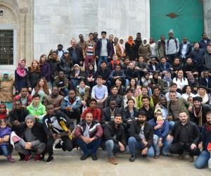 Uluslararası öğrenciler Bursa'yı tanıdı