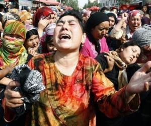 İnegöl Doğu Türkistan için yürüyecek