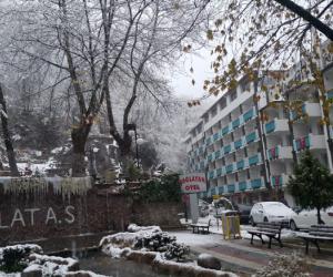 Bursa Valiliği'nden İnegöl için kar uyarısı
