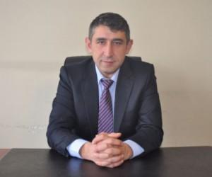 İlçe Tarımda Yeni Müdür İbrahim Ekren