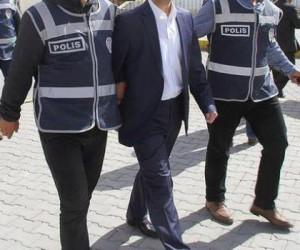 İnegöl'de polislere FETÖ gözaltısı