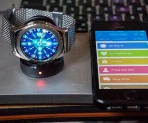Artık Samsung saatler Iphone'la kullanılabilecek