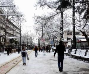 Bursalılar dikkat kar yağışı geliyor