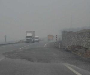 Sürücülerin çileli yolu
