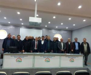 Nurettin Çakır tekrar HAYKOOP başkanı