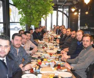 İGİAD basın mensupları ile kahvaltıda buluştu
