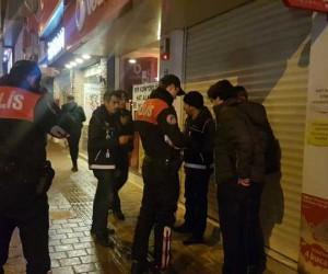 İnegöl'de 200 polisle asayiş uygulaması