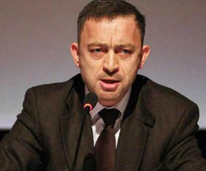 Eski İstanbul Barosu Başkanı Ümit Kocasakal, Cumhuriyet Halk Partisi Genel Başkanlığı'na adaylığını açıkladı