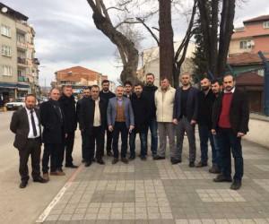 Kahraman Mehmetçiklerimize MHP'den destek