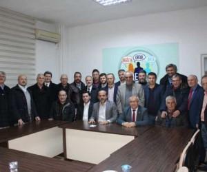 İnegöl'deki STK'lardan Afrin desteği