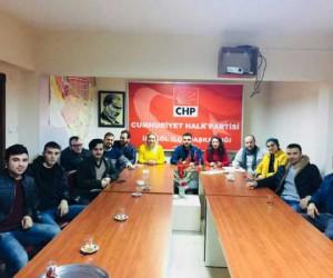CHP Gençliği Mumcu ve Okkan' unutmadı