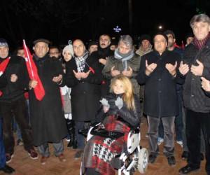 Milletvekili Bennur Karaburun Afrin'e gitmek için dilekçe verdi