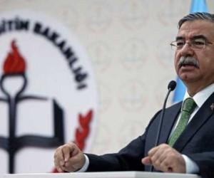 Milli Eğitim Bakanı İsmet Yılmaz İnegöl'e geliyor