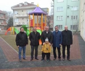 Süleymaniye Mahallesine Çocuk Parkı