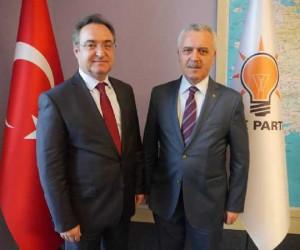 AK Parti'nin Nilüfer adayı Ufuk Ay oldu