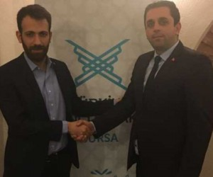 TÜGVA İnegöl Temsilcisi Mustafa Sabri Yıldırım oldu