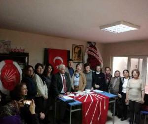 CHP'de Pakoğlu yeniden başkan