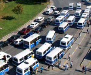 Bursa'daki mavi minibüsler kaldırılıyor mu ?