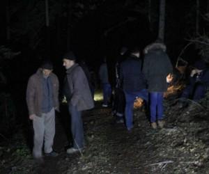 Odun toplamak için ormana giden yaşlı vatandaş ölü bulundu