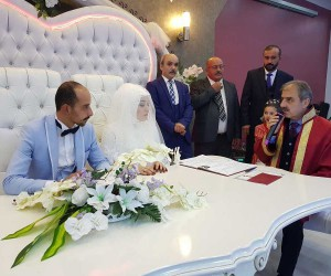 Çankırı Belediyesi 682 çiftin nikahını kıydı