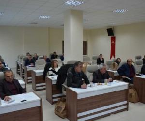 İznik'te Osman Sargın'sız meclis