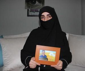 6-8 Ekim'de öldürülen Yasin Börü'nün annesi İHA'ya konuştu