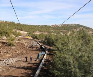 Resul Osman Dağı Mesire alanı büyümeye devam ediyor