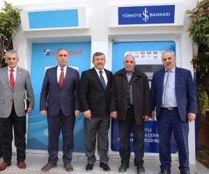 Nenehatun Mahallesi'ne ATM noktası kuruldu